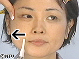 IKKO 流 メイクオフ の仕方 (泰葉さん編)