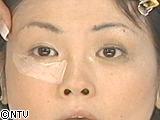IKKO メイク ファンデーション テクニック (泰葉編)