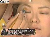 IKKO 流 ホリの深い顔 にする アイシャドウ の入れ方